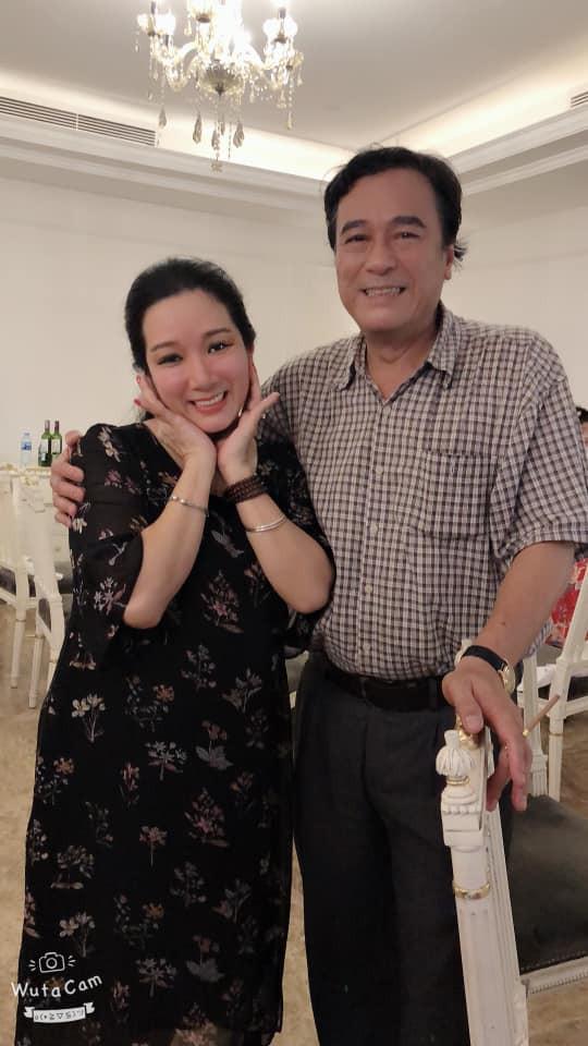 Toàn cảnh tiệc cưới kiểu một lần chơi lớn của NSND Trung Hiếu, biến đám cưới thành Đại hội Hội Nghệ sĩ sân khấu Việt Nam-6
