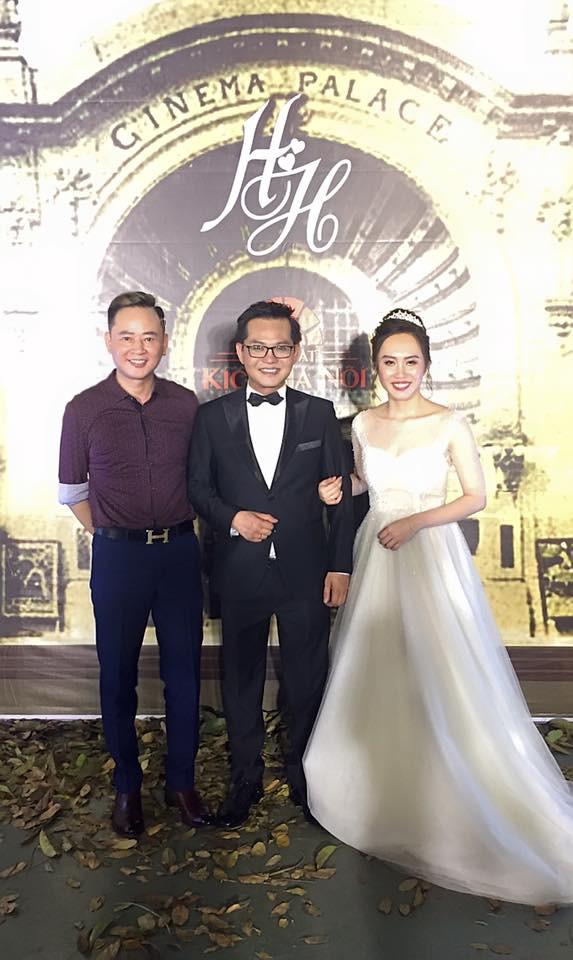 Toàn cảnh tiệc cưới kiểu một lần chơi lớn của NSND Trung Hiếu, biến đám cưới thành Đại hội Hội Nghệ sĩ sân khấu Việt Nam-3