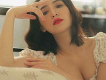 Quỳnh Kool khoe thềm ngực, tiết lộ hậu trường chụp ảnh gợi cảm không ngờ