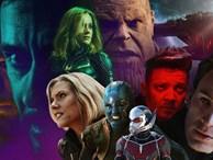 Phần cuối 'Avengers: Endgame': Dữ dội và hùng tráng cho hành trình 11 năm nhiều cảm xúc