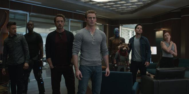 Phần cuối Avengers: Endgame: Dữ dội và hùng tráng cho hành trình 11 năm nhiều cảm xúc-1