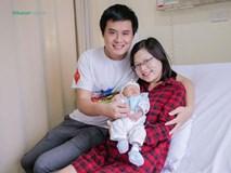 Hành trình vượt cạn của mẹ bầu cạn ối, có u nang