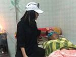 Rơi nước mắt khi chứng kiến tình phụ tử của nghệ sĩ Lê Bình: Không còn cảm giác cha vẫn thích được con gái bóp chân cho!-4