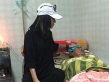Xót xa trước thông tin nghệ sĩ Lê Bình không còn ăn uống được gì, con gái thay mặt gia đình từ chối nhận tiền hỗ trợ