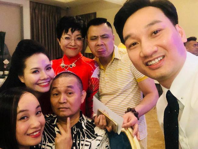 Thành Trung, Thảo Vân lên tiếng khi bị Trần Lực nhận xét giả dối, thớ lợ trong đám cưới NSND Trung Hiếu-2
