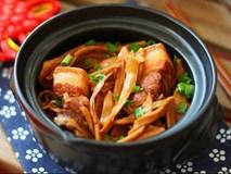 3 cách làm thịt kho măng siêu ngon tại nhà