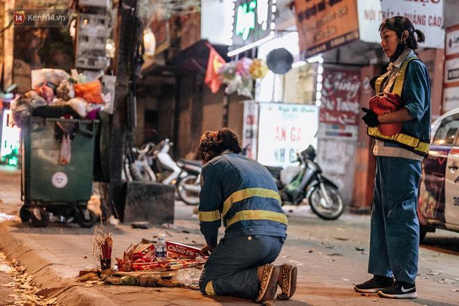 Sự ra đi của nữ công nhân môi trường và nỗi ám ảnh người ở lại: Những phận đời phu rác bám đường phố Hà Nội mưu sinh-11