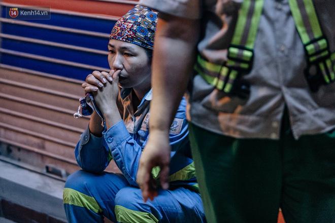 Sự ra đi của nữ công nhân môi trường và nỗi ám ảnh người ở lại: Những phận đời phu rác bám đường phố Hà Nội mưu sinh-22