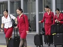 Cathay Pacific thiệt hại hàng trăm triệu USD vì tiếp viên trộm đồ