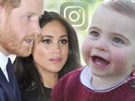 Vợ chồng Meghan bị người dùng mạng chỉ trích vì một câu nói thiếu tôn trọng Hoàng tử Louis, con út chị dâu Kate