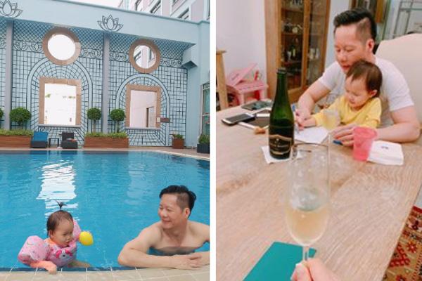 Lần đầu kể xấu chồng, Phan Như Thảo vạch tội ông xã đại gia là người khiến cô tập thể dục miệt mài mà vẫn béo-2