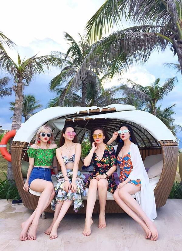 Điểm mặt các chị em nhà sao Việt vừa đẹp vừa giỏi-7