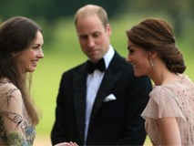Cựu người mẫu từng dính tin đồn ngoại tình với hoàng tử William khi Kate Middleton đang mang thai lần 3 là ai?