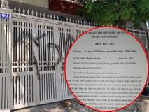 Sau tâm thư, vợ ông Nguyễn Hữu Linh tiếp tục gửi đơn tố cáo về việc