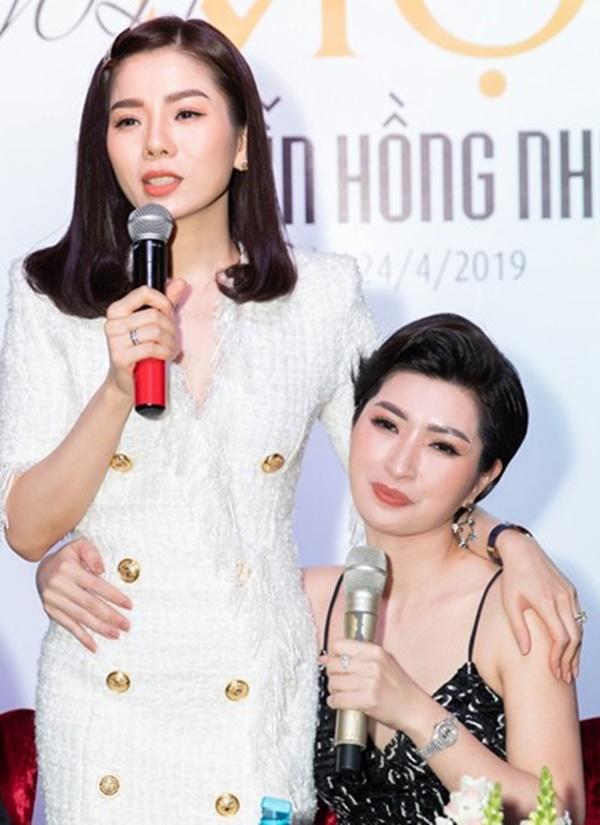 Hồng Nhung: Bố của các con tôi bây giờ không phải chồng mà chỉ là bạn trai ở với nhau-2