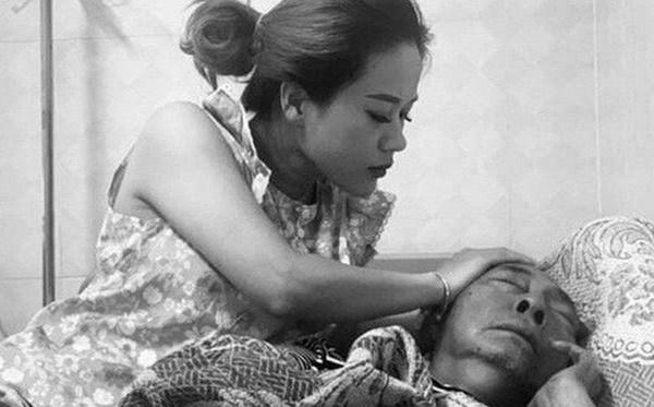 Rơi nước mắt khi chứng kiến tình phụ tử của nghệ sĩ Lê Bình: Không còn cảm giác cha vẫn thích được con gái bóp chân cho!-1