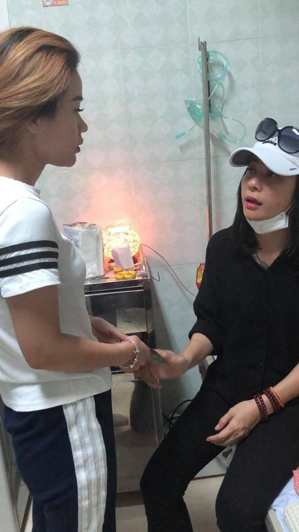 Rơi nước mắt khi chứng kiến tình phụ tử của nghệ sĩ Lê Bình: Không còn cảm giác cha vẫn thích được con gái bóp chân cho!-3