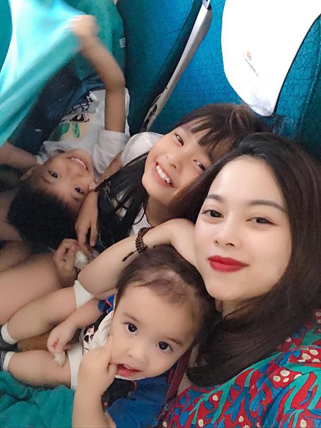 Đi trốn tận resort sang chảnh ở Đà Nẵng, đại gia đình Hằng Túi gây choáng với đội hình 10 thành viên ríu rít xếp hàng-2