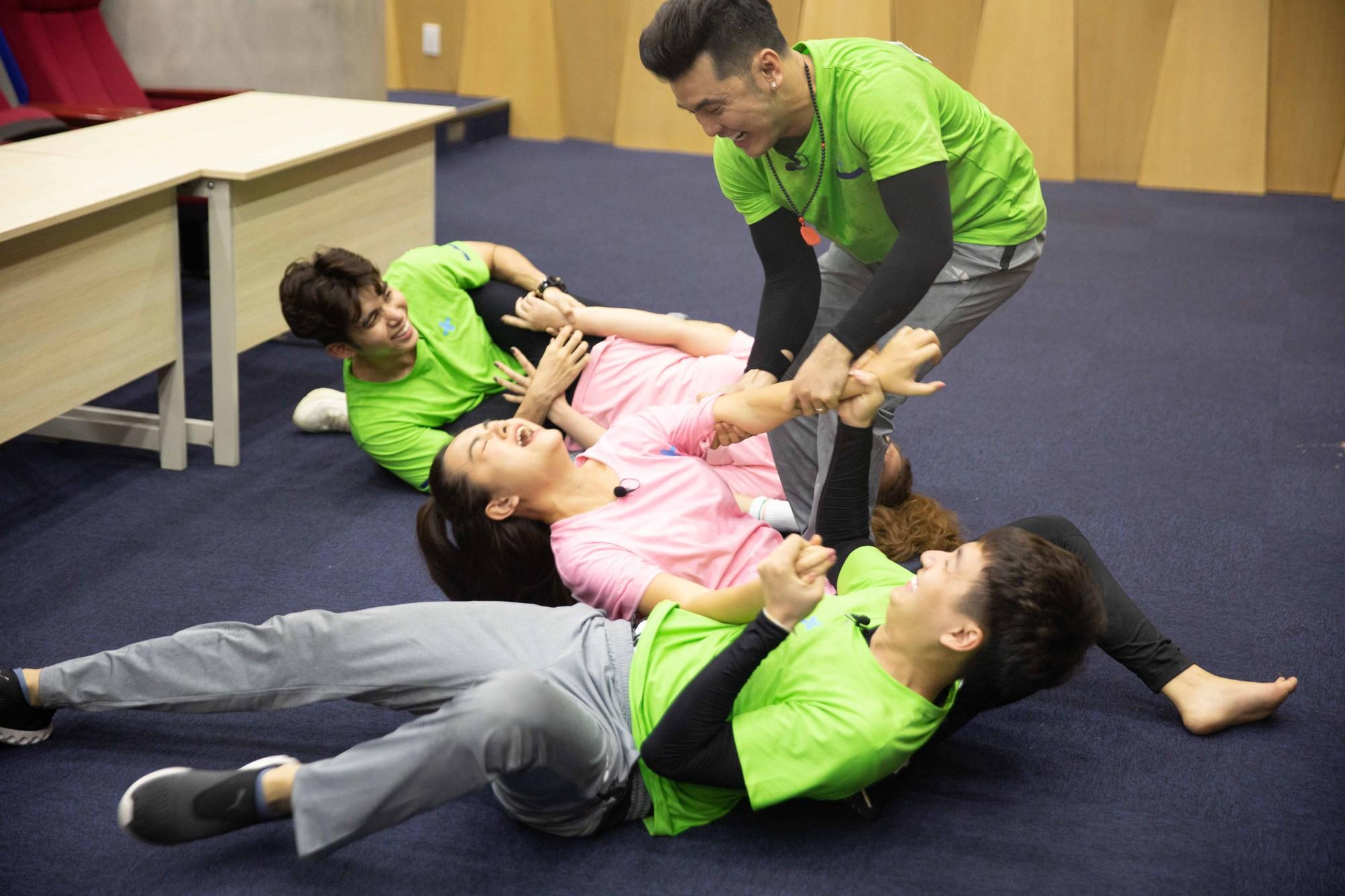 Running Man: Một lần chơi lớn loại bỏ Trấn Thành, Jun Phạm khiến ai cũng trầm trồ!-3