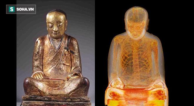Giai thoại kỳ bí về ngôi miếu kỳ dị nhất TQ: Bên trong mỗi pho tượng là 1 thân người!-4