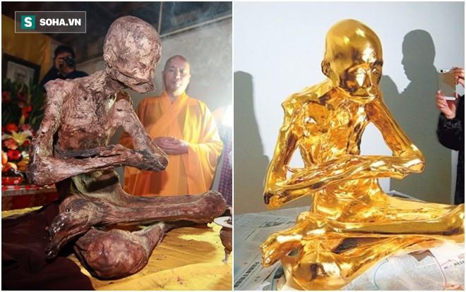 Giai thoại kỳ bí về ngôi miếu kỳ dị nhất TQ: Bên trong mỗi pho tượng là 1 thân người!-3