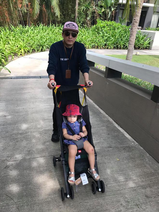 Cuộc sống vất vả của vợ Lam Trường khi một mình chăm con-10
