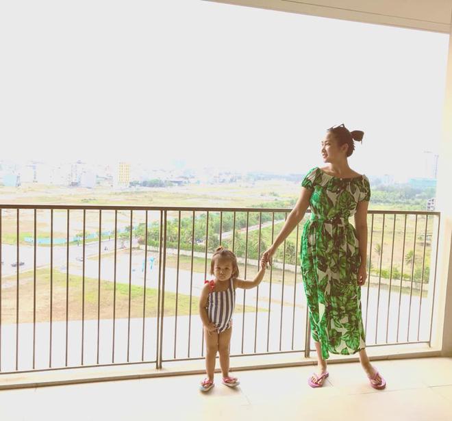 Cuộc sống vất vả của vợ Lam Trường khi một mình chăm con-7