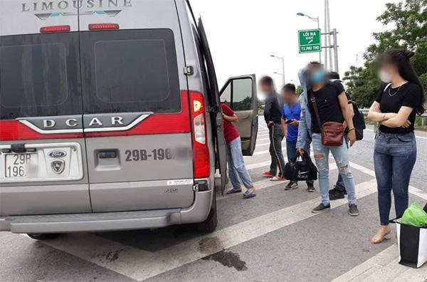 Trần tình của chủ xe khách ném đồ đạc, đuổi hành khách xuống xe ở Phú Thọ-1