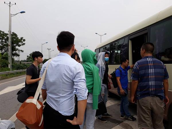 Trần tình của chủ xe khách ném đồ đạc, đuổi hành khách xuống xe ở Phú Thọ-2