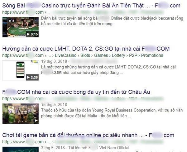 YouTube xuất hiện clip Khá Bảnh, Trâm Anh quảng cáo cờ bạc-2