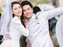 Một năm sau khi sinh con gái đầu lòng, Lê Hà (The Face) và ông xã điển trai như tài tử tổ chức đám cưới