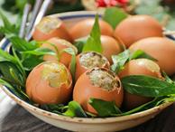 Cách làm trứng nướng thơm ngon bất bại