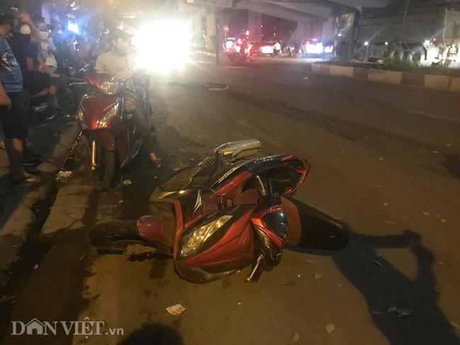 Diễn biến nóng vụ lái xe say rượu tông chết nữ lao công ở Hà Nội-4