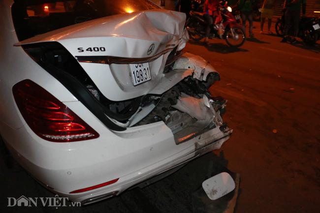 Diễn biến nóng vụ lái xe say rượu tông chết nữ lao công ở Hà Nội-2