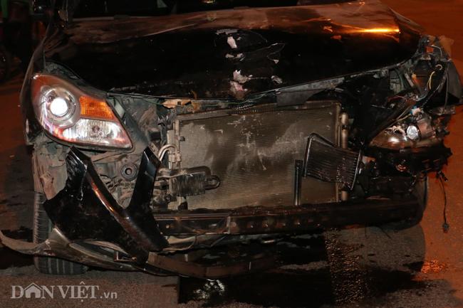 Diễn biến nóng vụ lái xe say rượu tông chết nữ lao công ở Hà Nội-3