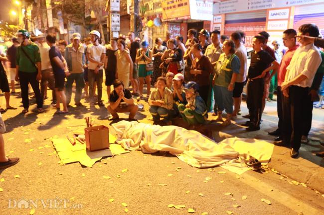 Diễn biến nóng vụ lái xe say rượu tông chết nữ lao công ở Hà Nội-5