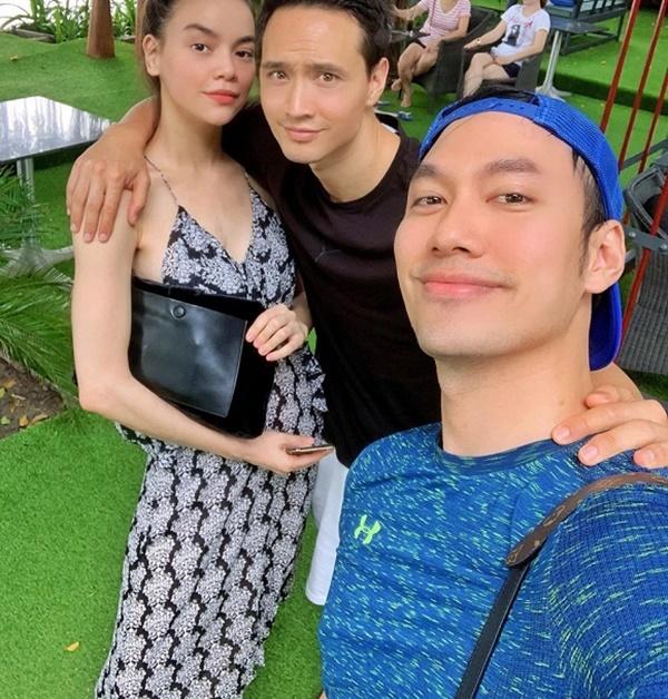 Giữa tin đồn mang thai, Hồ Ngọc Hà hạnh phúc cùng Kim Lý và con trai đi du lịch như một gia đình-5