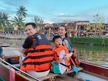 Giữa tin đồn mang thai, Hồ Ngọc Hà hạnh phúc cùng Kim Lý và con trai đi du lịch như một gia đình