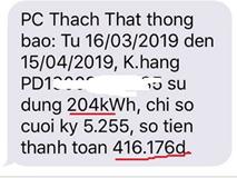 500 ngàn hộ tiền điện tăng gấp đôi: Lời chính thức từ EVN