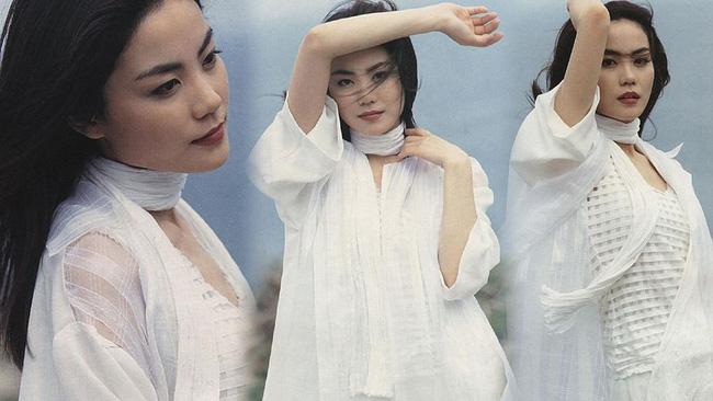 Trương Bá Chi xinh đẹp như tác phẩm điêu khắc, trẻ hơn một Vương Phi 2 đời chồng đến tận 10 tuổi tại sao vẫn để mất Tạ Đình Phong?-4