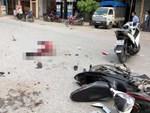 Hà Nội: Tài xế xe Mercedes lái xe bỏ chạy sau khi gây tai nạn trong hầm Kim Liên khiến 2 người phụ nữ tử vong-3