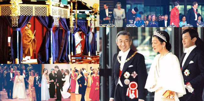 Hôm nay Nhật hoàng Akihito chính thức thoái vị, cùng nhìn lại những khoảnh khắc không thể nào quên khi ông đăng quang 30 năm trước-5