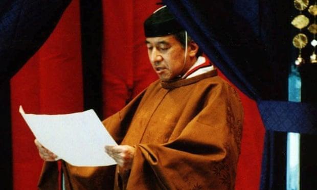Hôm nay Nhật hoàng Akihito chính thức thoái vị, cùng nhìn lại những khoảnh khắc không thể nào quên khi ông đăng quang 30 năm trước-10