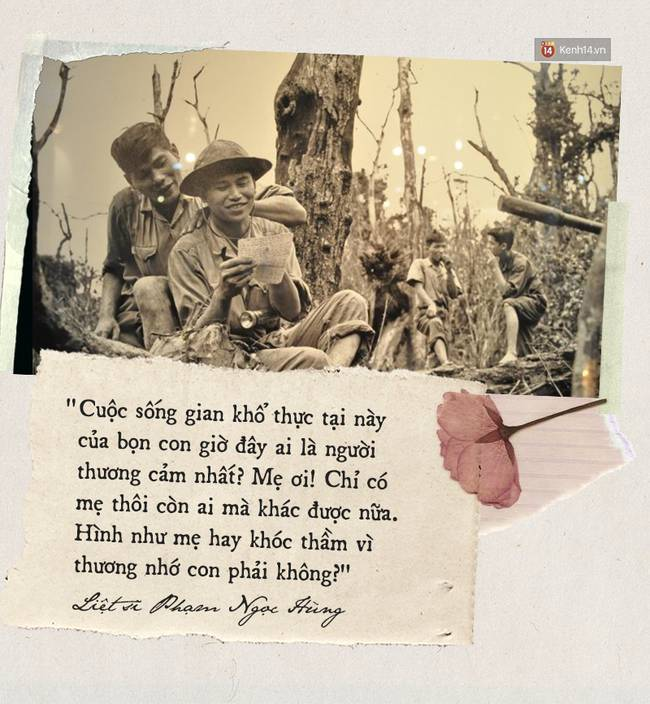 Tình mẫu tử qua 60 bức thư của chàng lính trẻ hy sinh ở tuổi 20: Ngày chiến thắng trở về, con sẽ sống với mẹ đến trọn đời-10