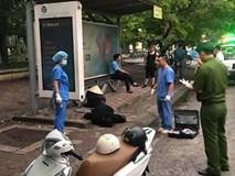 Hà Nội: Sáng sớm đi tập thể dục, phát hiện người đàn ông chết bất thường tại trạm xe buýt