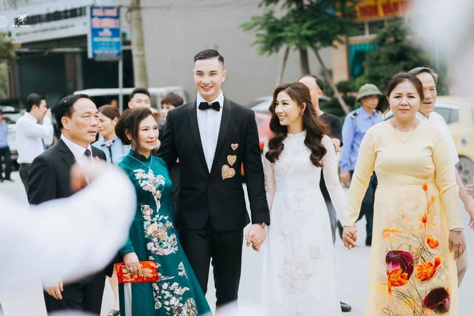 Đám cưới xa hoa của con gái bầu Đệ và người mẫu bên biển Thanh Hóa-9