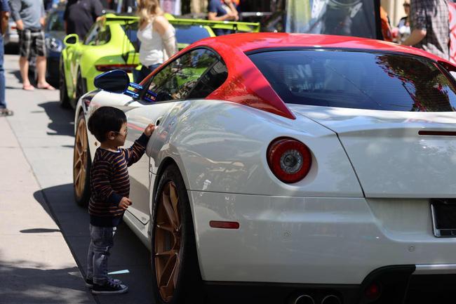 Mới 2 tuổi, con trai Đan Trường đã sở hữu thú vui xa xỉ của hội con nhà giàu-2