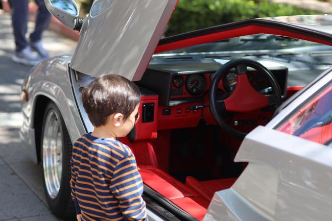 Mới 2 tuổi, con trai Đan Trường đã sở hữu thú vui xa xỉ của hội con nhà giàu-6
