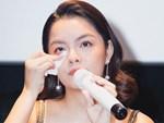 Phản ứng bất ngờ của bố Phạm Quỳnh Anh khi con gái bị chê đanh đá, làm lố trên sóng truyền hình-8