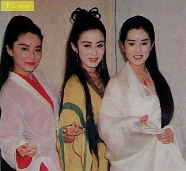 Nhìn lại nhan sắc của loạt đại mỹ nhân Cbiz gần 20 năm trước để hiểu rằng Dương Mịch, Địch Lệ Nhiệt Ba của hiện tại nhạt nhòa thế nào-3